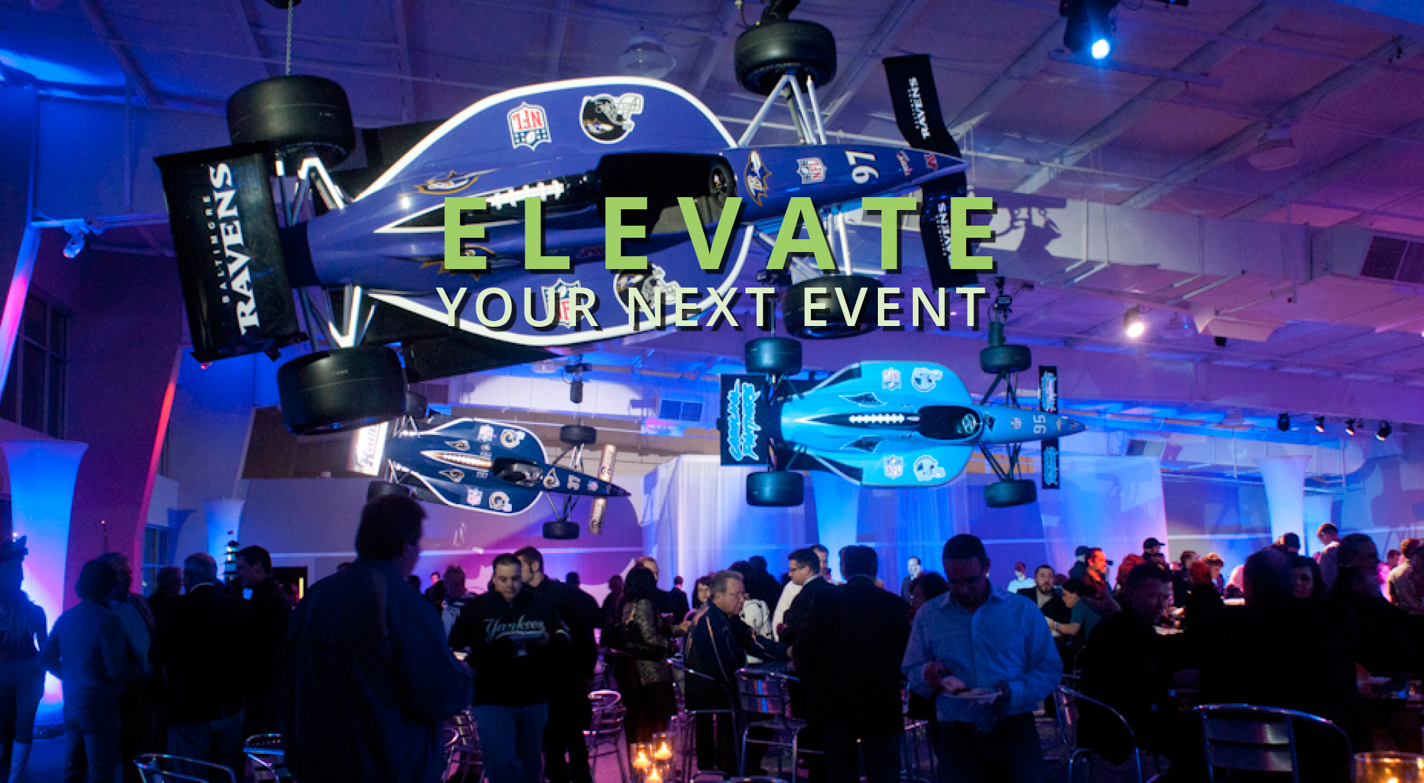Elevate Your Next Event